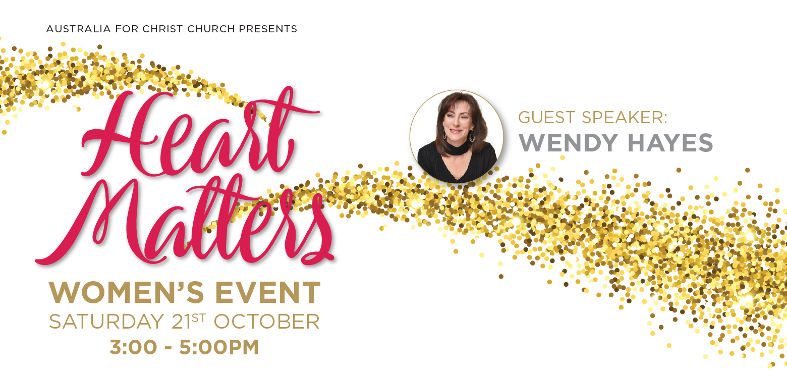 Heart Matters with Wendy Hayes