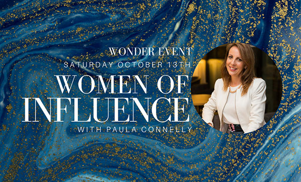 Wonder Event: Women of Influence