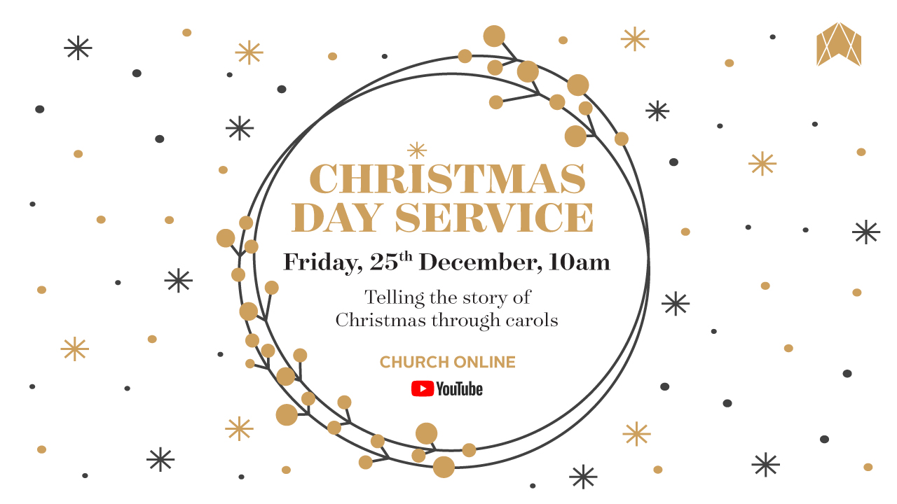 Online Christmas Service 25th December